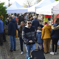 Marché de Noël à Lully 2019 Photo Alain Grosclaude  Mention Obligatoire Reproduction Interdite